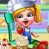 Cindy Cooking Cupcakes